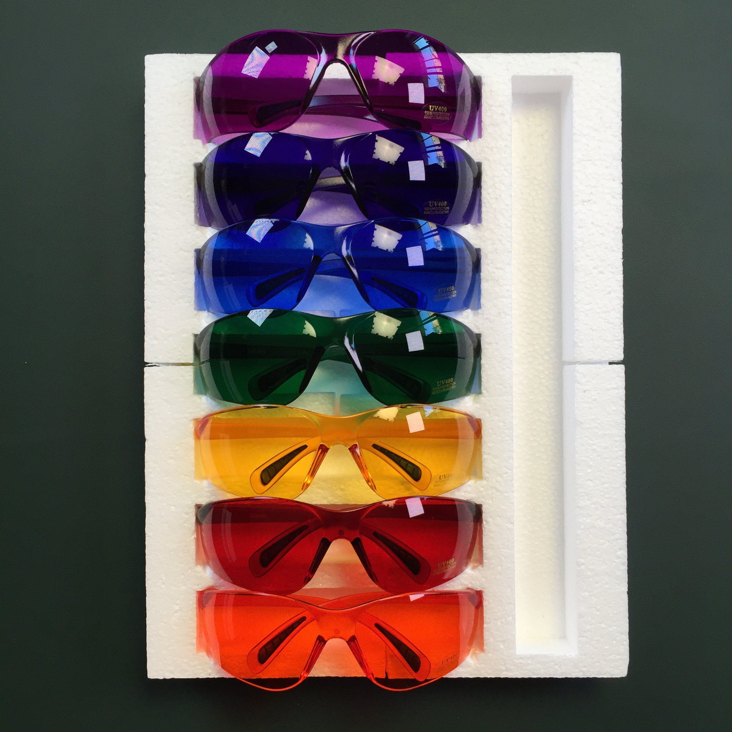 Color Therapy Eyewear