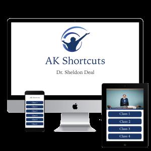 AK Shortcuts with Dr. Sheldon Deal